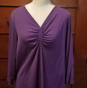 Avenue purple top (18/20)